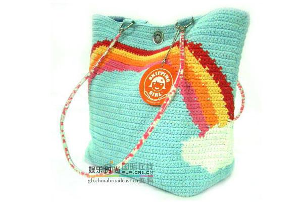编织包包的可爱路线
