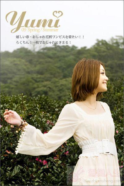 叫醒春天!日韩系MM潮流时尚装扮