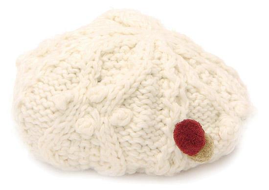 可爱的韩国手工编织围巾帽子手套包包