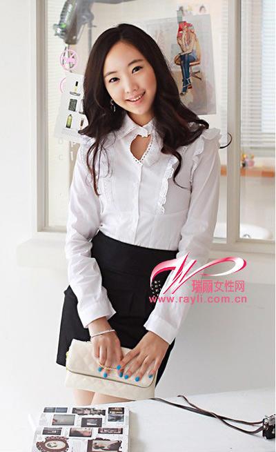 教你黑白衬衫搞定一周穿搭!
