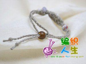 编织手链欣赏