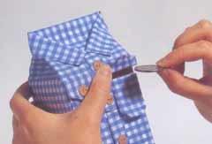 手工DIY创意 旧衬衫制作家居装饰