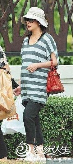 学习潮人辣妈赵薇的爱马仕搭配