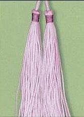 中国结艺  流苏的编织方法