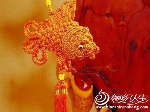 精美的中国结作品图片欣赏