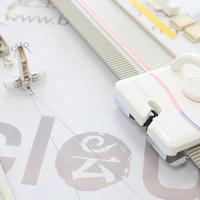 LK150快乐编织机---花样编织(3)绞花花样(第八集)
