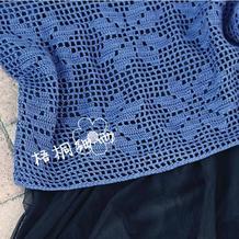夏日宽松版雪花罩衫第二集