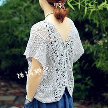 夏日宽松蝴蝶短袖衫第三集
