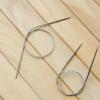 棒针工具之环形针用法(二)及其起针方法视频教程