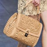 Dolce&Gabbana杜嘉班纳手工钩针包包系列