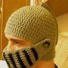 入秋备起秋冬织品 钩针创意帽子