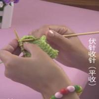 奔驰娱乐视频学堂第10集 伏针收针的方法(平收)