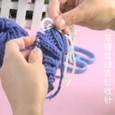 奔驰娱乐视频学堂第17集 双螺纹缝衣针收针