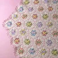云宝宝钩针小熊拼花毯的编织视频教程 编织人生视频学堂