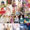125款兒童編織服飾用品 歐美圖解翻譯教程