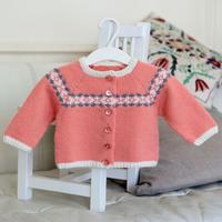 22款法国克林n °112 婴儿和儿童毛衣