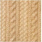 棒針編織鏤空麻花花樣