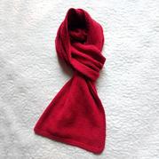 经典男式围巾 棒针菱格男士围巾