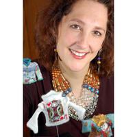 Miniature Knitting微型编织 超小物编织者Althea Crome(含视频)