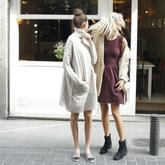 60图告诉你超显瘦的3种藏肉毛衣款式设计秘诀!搭配与编织