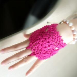 柔荑之美 装饰性钩针蕾丝手饰
