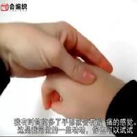 你会保养你的双手吗?编钩者的简单手部运动(有视频)