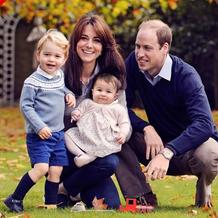 英国王子公主新照 时尚又接地气同款衣服秒售罄