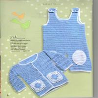 多款实用经典的婴幼儿毛衣套装