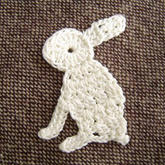 钩针编织小兔子