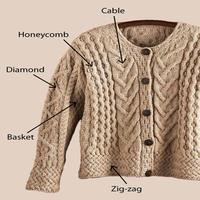 解码阿兰毛衣所隐藏的含义 阿兰毛衣的历史