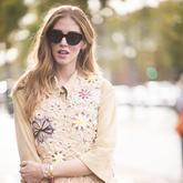从米兰时尚博主衣橱中萃取时尚毛衣搭配与编织灵感