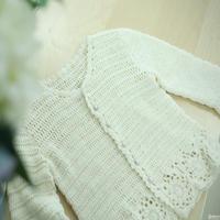 天使之翼(2-2)金羊女童钩针春秋款开衫毛衣视频教程