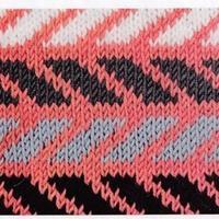 棒针编织提花花样