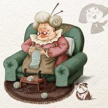 小学生作文:外婆织的毛线衣