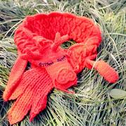小龙女 创意围巾之钩针经典羊毛龙形围巾