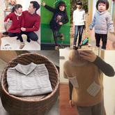 2016年第6-7期周热门编织作品:秋冬毛衣款式热款编织服饰15款