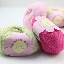 罗莎琳达·RL6011有氧巴素兰羊毛 宝宝羊毛线