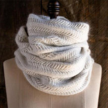 快到怀里来!温暖的围巾教程