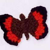 漂亮的立体蝴蝶
