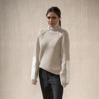 颜值最高的家庭现身2016秋冬时装周 吹起的一股时尚毛衣风