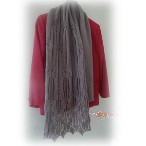 cXZvZCDlrr7ppoblgbfmi40=_女士围巾编织教程之蝴蝶谷围巾的 ...