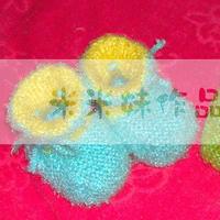 详细棒针男女宝宝毛线鞋编织教程