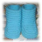 怎么编织宝宝鞋?详细宝宝毛线鞋编织教程手把手教你织宝宝高筒靴