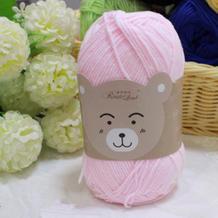 罗莎琳达·RL6004贝贝绒 进口棉线亲肤棉线宝宝线手编儿童线
