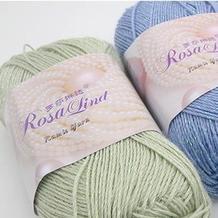 罗莎琳达·RL5005珍珠麻 春夏金银丝亮丝棉麻珍珠麻蕾丝手编钩织毛线