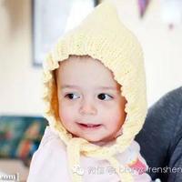 一学就会,简单的婴儿帽子编织教程