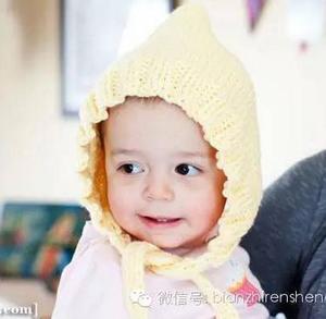 一学就会,简单的婴儿帽子尊宝娱乐