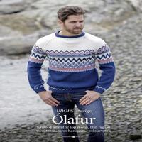设计各异的各种男士毛衣欣赏