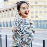 最适合穿毛衣的季节来啦!2016初春女士毛衣新款