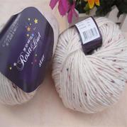 罗莎琳达·RL6003满天星 彩点马海毛手编中粗时装围巾帽子线